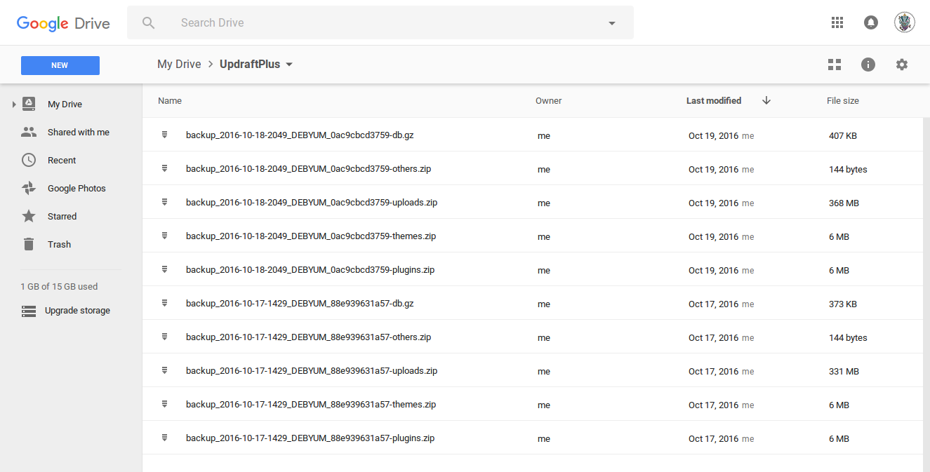 Google themes zip
